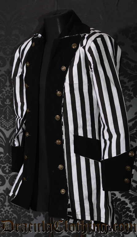 Beetlejuice Jacket