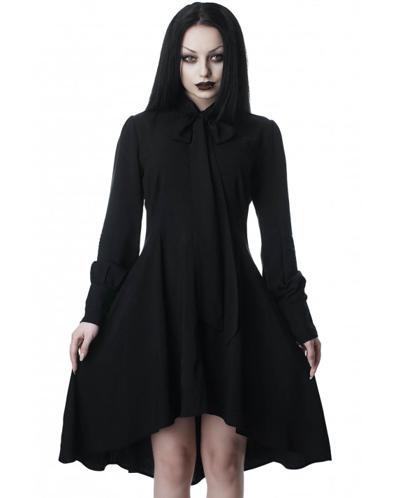 Killstar Death's Door Shirt Dress