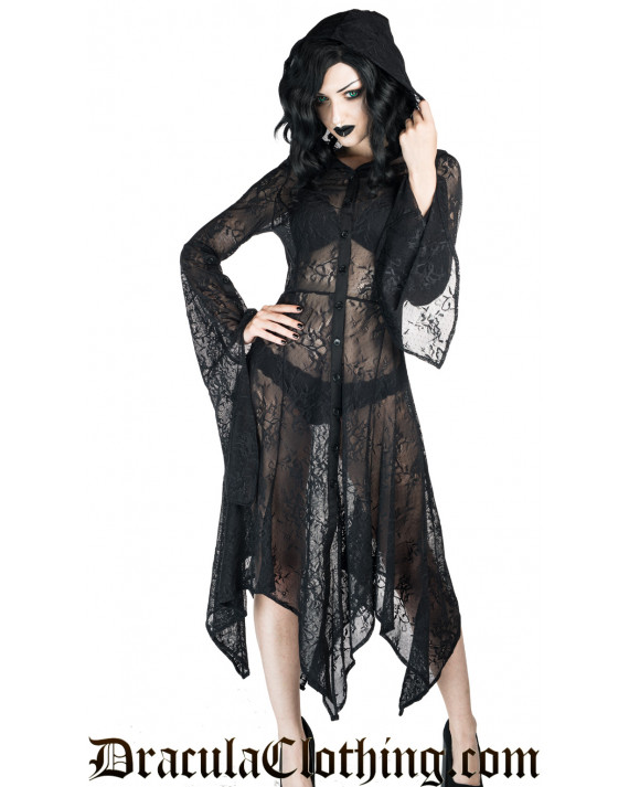 Lace Overdress