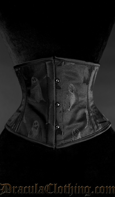 Black Ghost Waist Cincher