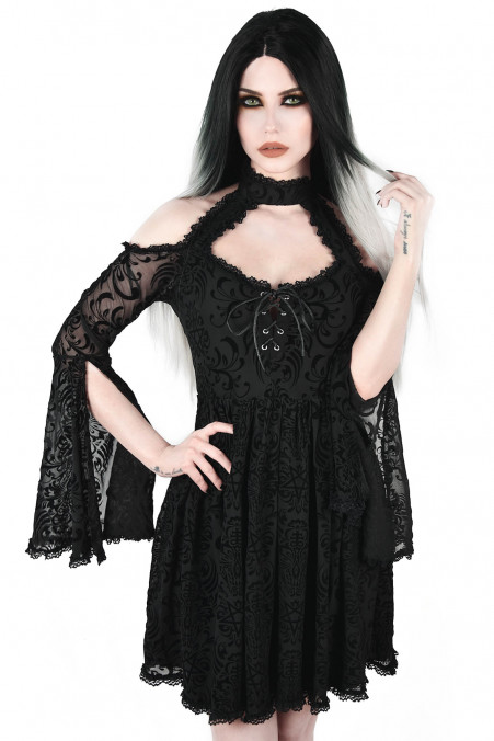 Killstar Beyond Dawn Maiden Dress
