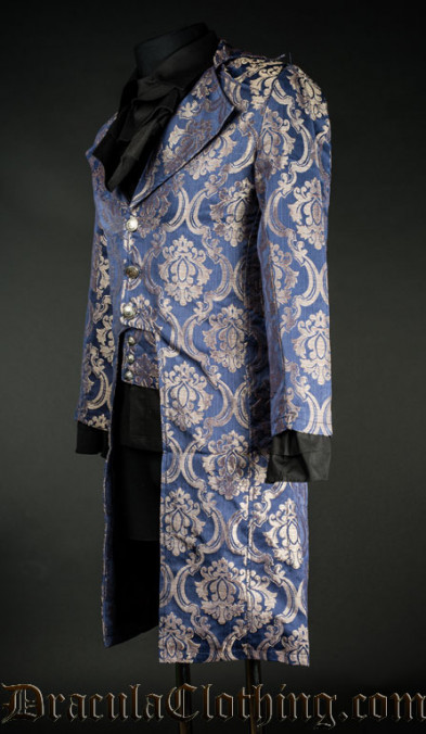 Blue Royal Tailcoat