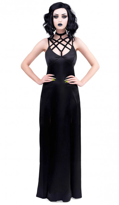 Killstar Magica Maxi Dress