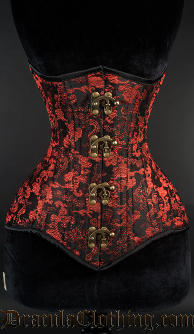 Red Dragon Extreme Waist Corset
