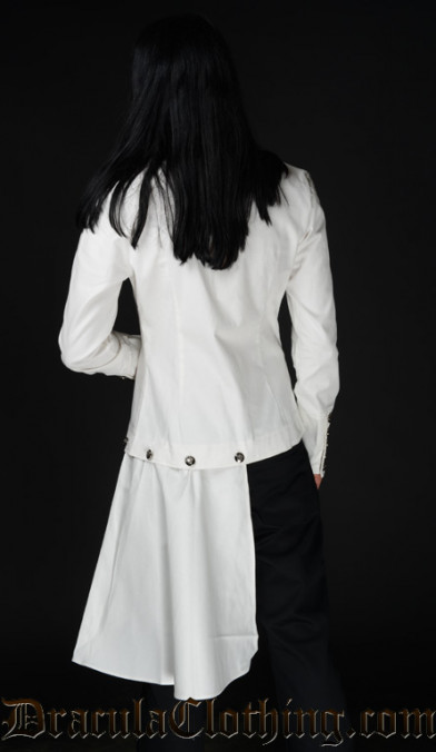 White Japanese Shirt