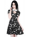 Killstar Under The Stars Skater Dress
